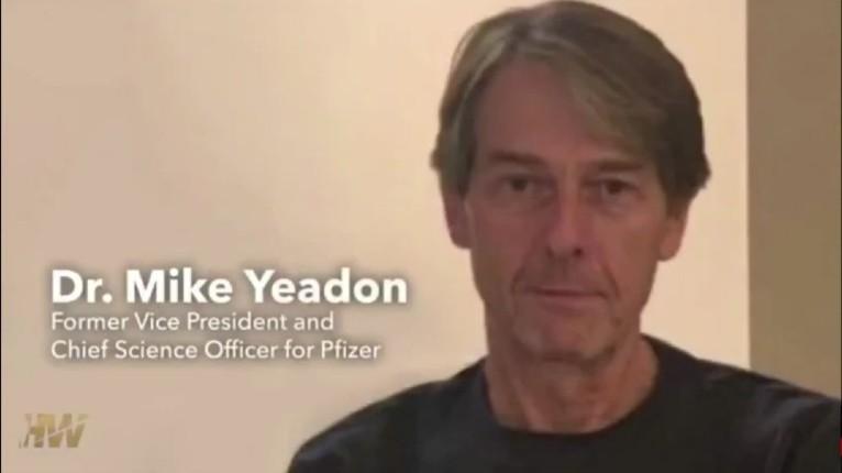 Dr Mike Yeadon