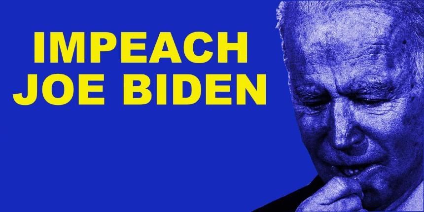 Une procédure d'impeachment lancée contre Joe Biden pour abus de pouvoir, corruption, chantage contre l'Ukraine, collusion avec la Chine communiste…