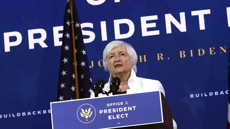 Etats Unis: Janet Yellen, la secrétaire au Trésor de Biden, a reçu 10.000 dollars par jour de Wall Street depuis 2 ans… la gauche caviar corrompue de Biden