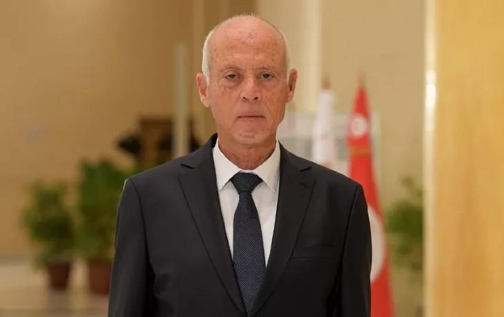 Le président tunisien Kaïs Saïed a accusé les Juifs