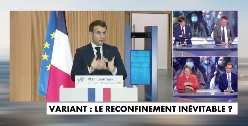 Macron ne supporte pas la critique: «la défiance française, c'est cette espèce de traque incessante de l'erreur. Une nation de 66 millions de procureurs» (Vidéo)