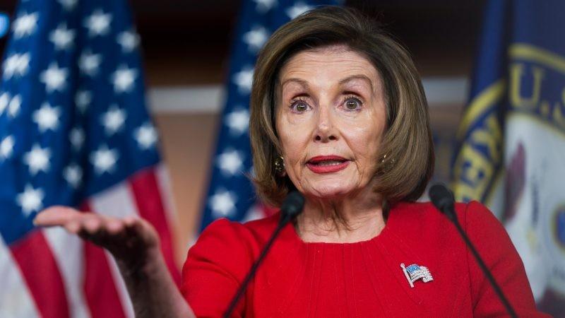 Pour détourner les Américains des accusations de fraudes électorales, Nancy Pelosi invente l'Impeachment III, une stratégie pour que personne ne reparle des élections…