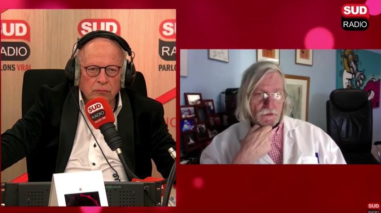 Raoult sur Sud radio