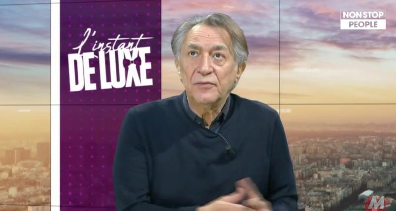 Richard Berry sur l'antisémitisme: «Je suis juif et ça dérange certains. Ils pensent qu'on est là par lobbying ou qu'on leur vole une place» (Vidéo)