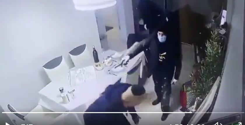 Antisémitisme à Montmagny: Une famille juive agressée à son domicile vendredi après-midi. Victime d'un homejacking, la famille est traumatisée. Vidéo de l'agression