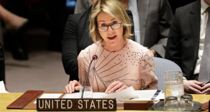 Seuls Israël et les États-Unis s'opposent au budget de l'ONU qui prévoit de  «financer l'antisémitisme et les préjugés anti-israéliens». Honte à la France et à l'Europe d'avoir voté pour !
