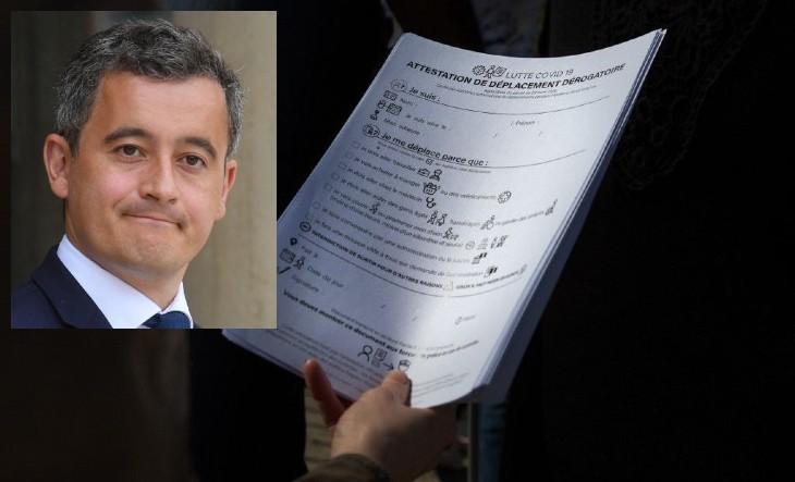 Confinement: L'attestation officielle de déplacement n'était pas obligatoire, tranche le Conseil d'Etat. Des millions de PV dressés illégalement en France ?