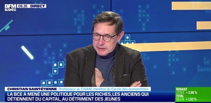 Le professeur Christian Saint-Étienne sur le comité citoyen sur la vaccination «Comme le gouvernement ne sais plus où il va, il se retourne vers le chamanisme pour savoir ce qu'il faut faire» (Vidéo)