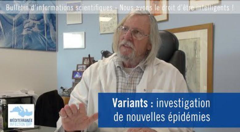 Le Pr Raoult contre-attaque «Le gouvernement doit arrêter de faire la guerre aux traitements qui ne sont pas le Remdesivir qui favorise les mutations. Le Conseil de l'Ordre doit arrêter d'attaquer ceux qui soignent» (Vidéo)