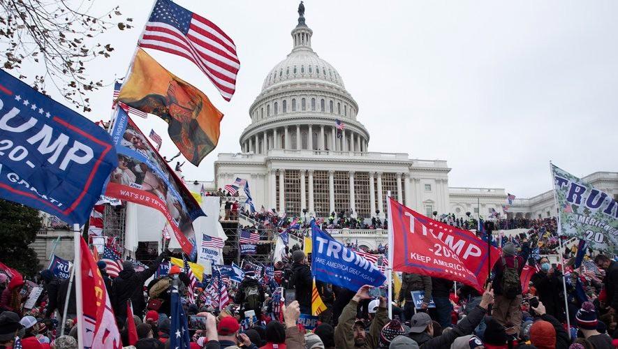Sondage : Près de la moitié des électeurs républicains soutiennent la prise du Capitole