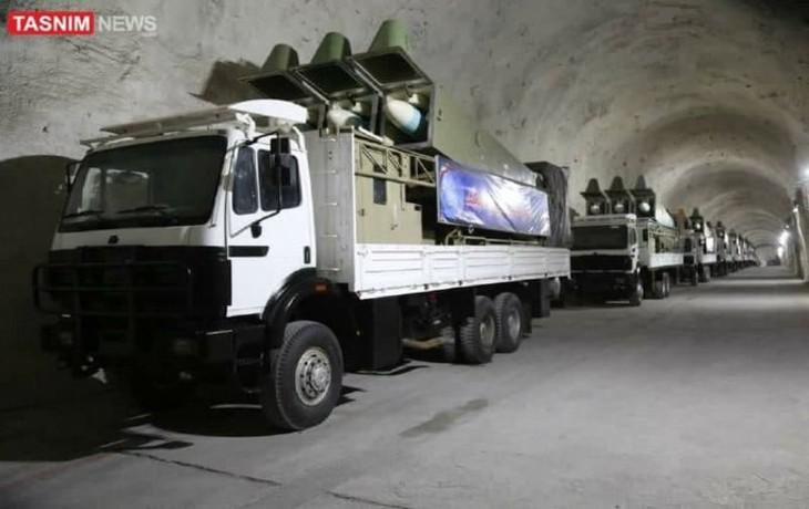 Tensions: L'Iran dévoile une base souterraine de missiles à «puissance destructrice très élevée»