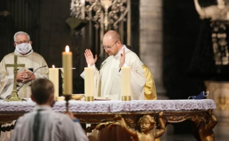 prêtre tabassé Colmar