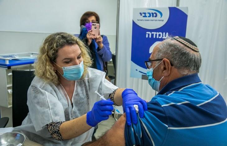 Israël: Professeur Cohen «Il faut 2 mn pour prendre RDV pour être vacciné… là où 100% des plus de 60 ans ont été vaccinés, on voit une chute de 40% des hospitalisations» (Audio)