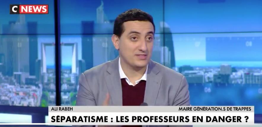 Islamisation: Ali Rabeh, maire de Trappes, victimise les élèves islamistes «J'étais au contact des élèves. Ils sont surtout inquiets pour leur avenir» (Vidéo)