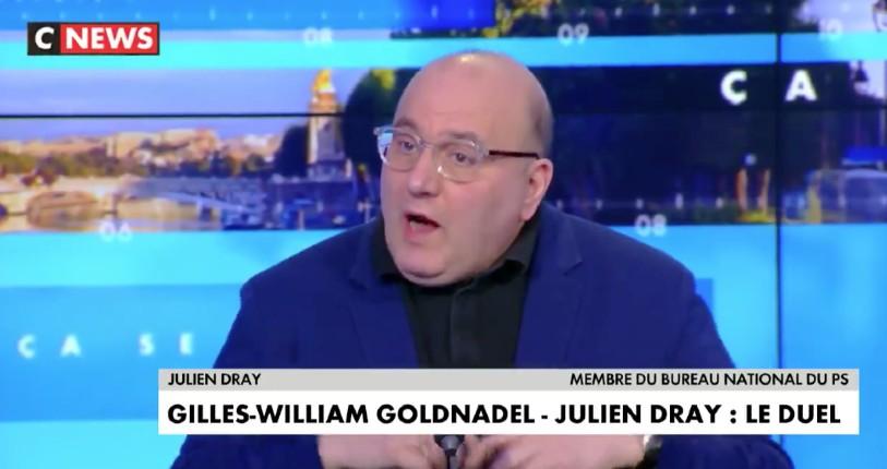 Julien Dray : «Ce ne sont pas les catholiques ni les juifs qui ont commis des attentats en France» (Vidéo)
