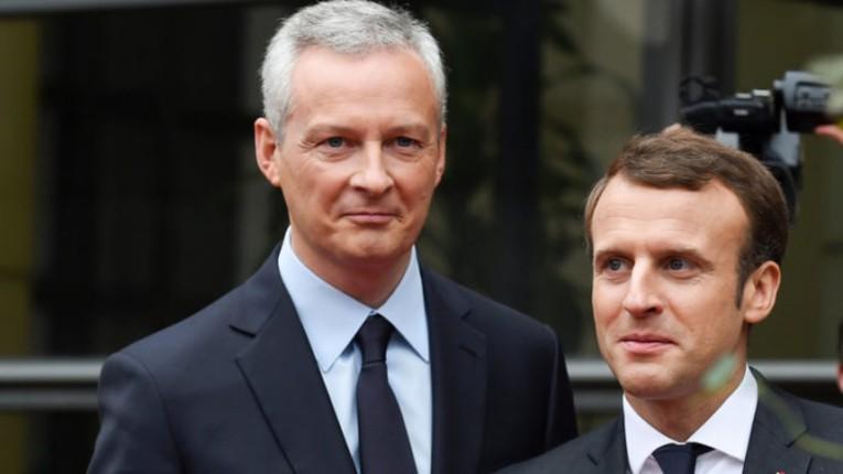 Nouveau scandale en France : Macron veut faire passer une ordonnance pour que les salariés soient les derniers payés en cas de faillite