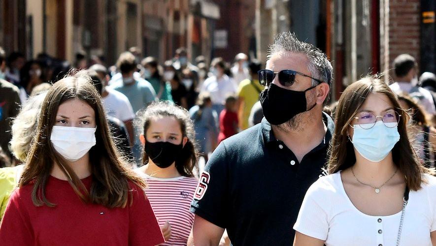 Aveyron : le port du masque obligatoire dans tout l'espace public déclaré illégal par le tribunal administratif