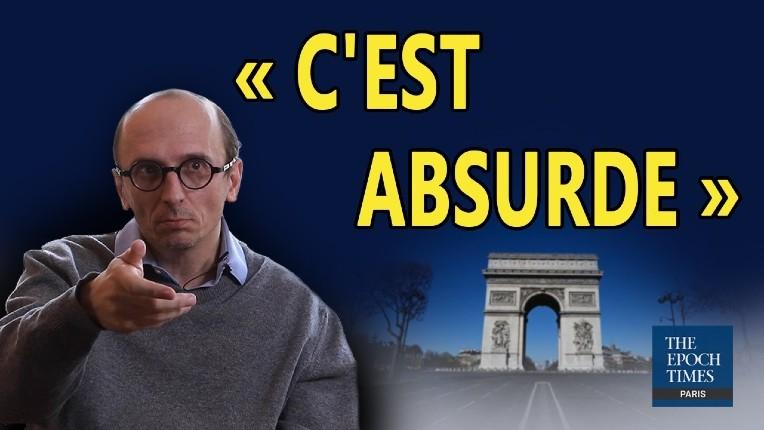 Maître Di Vizio, avocat du Pr Raoult: « On ne sait pas si le confinement sauve, mais on sait qu'il tue. Il faut qu'on sorte de cette absurdité » (Vidéo)