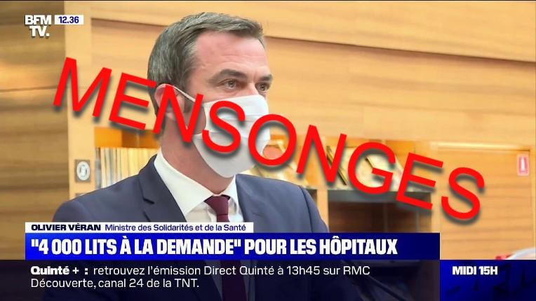 Enième mensonge de Véran pour reconduire le Pass sanitaire jusqu'à l'été 2022. Pierre Gentillet «Comment cet homme peut-il encore rester en fonction après de tels mensonges ?» (Vidéo)