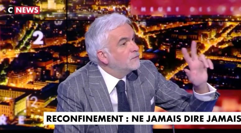 Covid: Pascal Praud dénonce le lobby de l'AP-HP qui veut imposer leur loi aux politiques, dont «l'enfant chéri est Olivier Véran», «on parle des Delfraissy, Karine Lacombe… qui factuellement se sont toujours trompés (Vidéo)