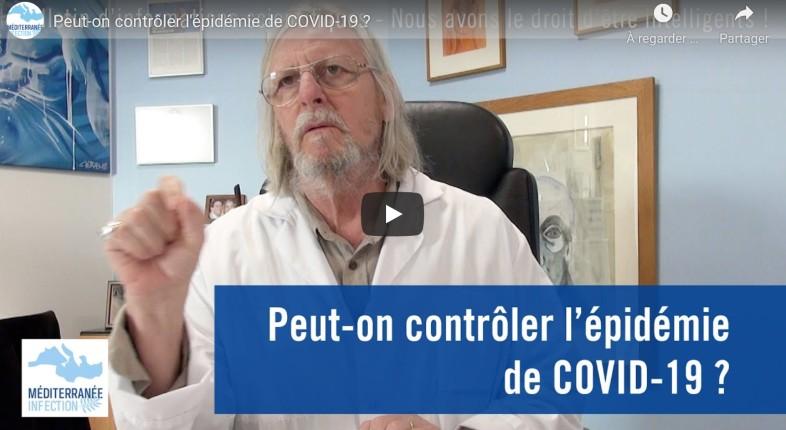 Confinement, couvre-feu: Le professeur Raoult «Toutes les mesures prises pour contrôler l'épidémie ont été inefficaces» (Vidéo)