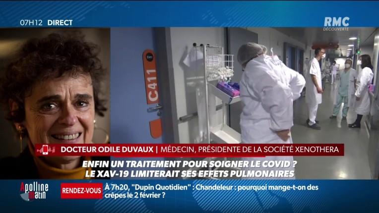Covid : Un laboratoire nantais annonce l'efficacité anti-variant de son médicament. Plusieurs pays sont sur le point de l'acheter, mais pas la France où Véran a décidé qu'il n'y avait pas de traitement… (Vidéo)