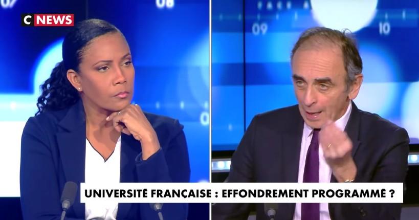 """Eric Zemmour : """"Trappes est désormais une ville musulmane, qui n'est plus régie par les lois françaises. C'est ce que je dis depuis 20 ans, sous les insultes et les quolibets"""" (Vidéo)"""