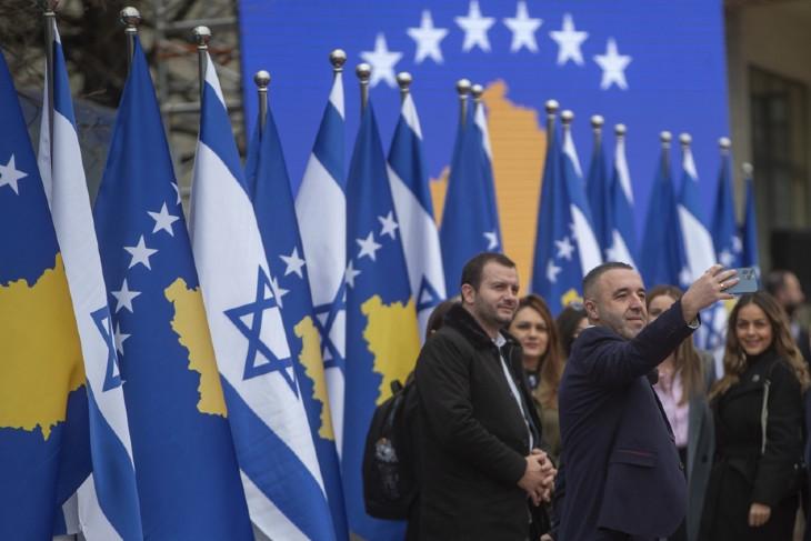 Le Kosovo, pays musulman, normalise ses relations avec Israël et ouvrira son ambassade à Jérusalem