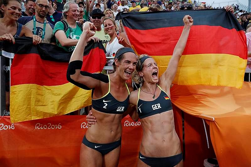 Qatar : Interdites de porter le traditionnel bikini, les Allemandes vont boycotter un tournoi à Doha