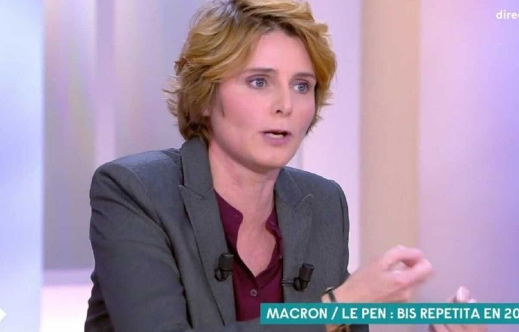 «Un second tour Eric Zemmour face à Marine Le Pen» : Caroline Fourest n'exclut rien pour 2022