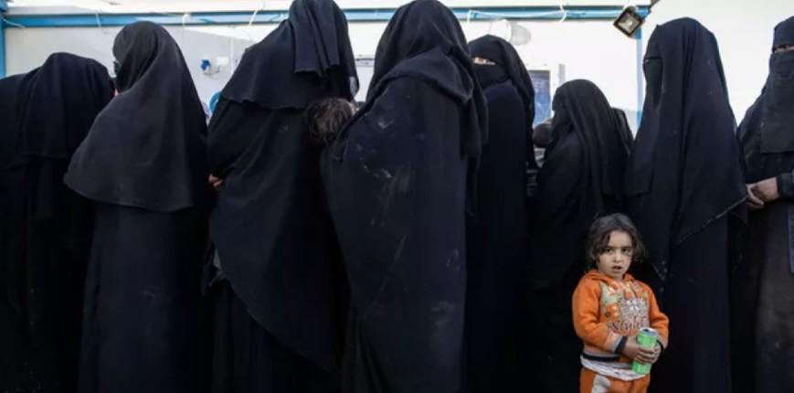Syrie : Des femmes djihadistes exigent leur retour en France et démarrent une grève de la faim