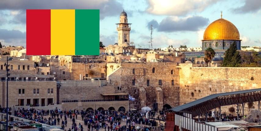 La Guinée équatoriale va transférer son ambassade à Jérusalem. D'autres pays africains vont suivre