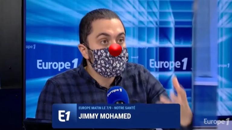 Charlatan ? les fake news des «médecins de télé»: quand Jimmy Mohamed se moquait du Pr Raoult et de l'existence des variants sur Europe 1 (Vidéo)