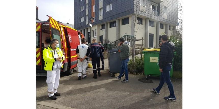 Grenoble : un homme égorgé en pleine rue, le ou les auteurs sont en fuite