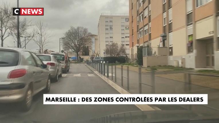 Marseille: des rues sont bloquées par des «checkpoints» tenus par les dealers pour contrôler les allers et venues. Que fait Darmanin ?