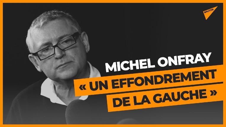 « Fin de la civilisation judéo-chrétienne », Michel Onfray alerte sur «cette époque qui s'effondre» (Vidéo)