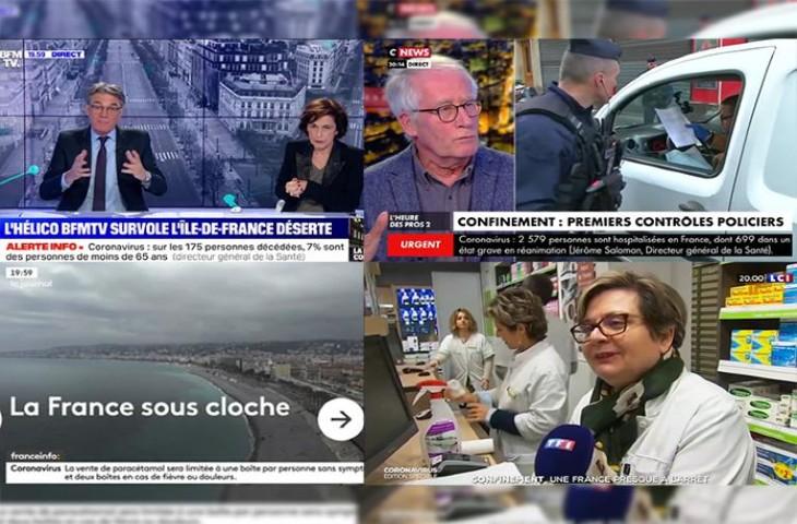«Comment les médias racontent le Covid». Un film sur le traitement médiatique de la crise, les chiffres qu'ils taisent… une vraie propagande de la peur pour empêcher de poser les questions qui dérangent  (Vidéo)