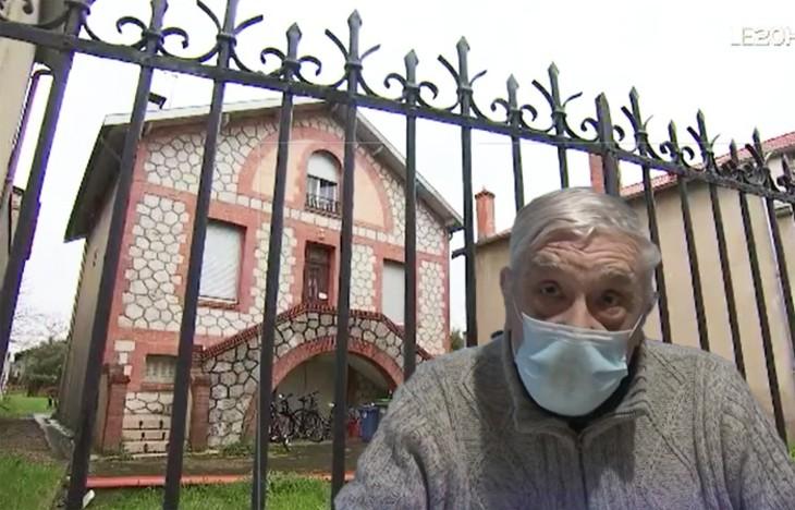 Maison squattée par des gauchistes : au nom de la trêve hivernale, pas de pitié pour Roland âgé de 88 ans ! « Que la Justice donne raison à des gens comme ça, c'est honteux ! » (Vidéo)