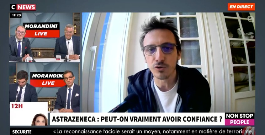Dr Fouché vaccin AstraZeneca