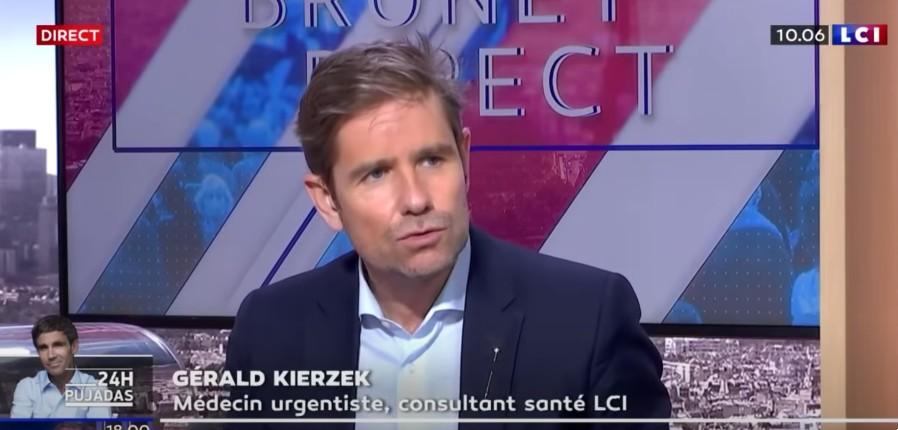 Performance magistrale du Dr Gérald Kierzek