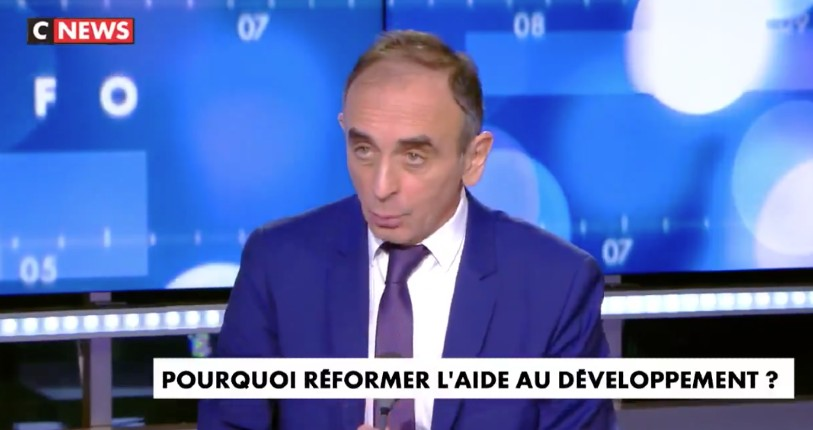 Zemmour immigration