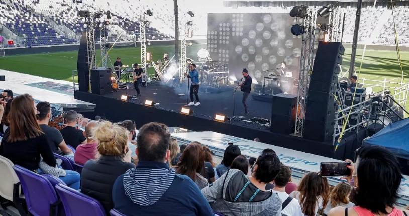 Israël: premier concert en plein air à Tel-Aviv réservé aux spectateurs vaccinés