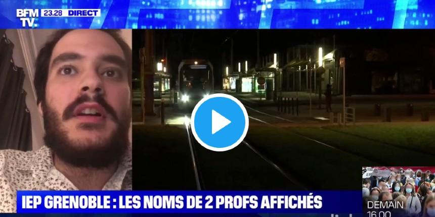 Le syndicat islamo-gauchiste Unef et l'extrême-gauche lancent une «fatwa» contre des profs à Science Po Grenoble