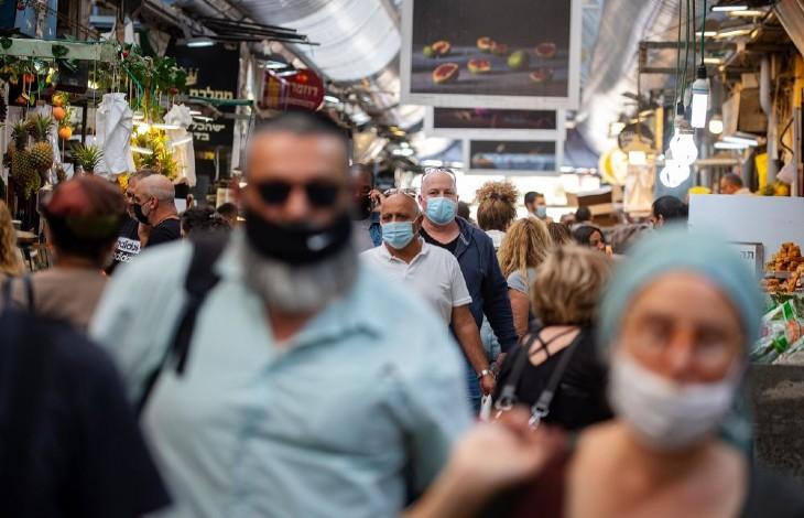 Israël: «Nous envisagerons la fin de l'obligation du port du masque après les vacances de Pessah»