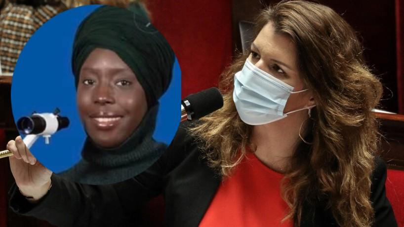 Lutte contre l'islamisme ? Marlène Schiappa met à l'honneur une femme voilée et une femme transgenre pour incarner «la nouvelle Marianne», Liberté, Egalité, Fraternité, islamisme ?
