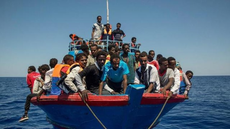 migrants bateau ONG