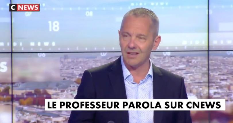 Le Pr. Philippe Parola «Selon les études, le confinement ça ne sert à rien»… mais Castex et Véran ne savent rien faire d'autre (Vidéo)