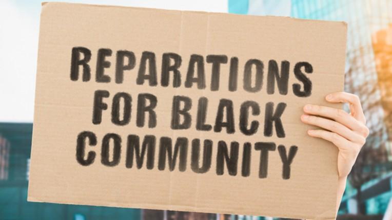 reparations for blacks