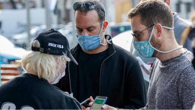 En Israël, l'obligation de port du masque en extérieur sera levée dimanche