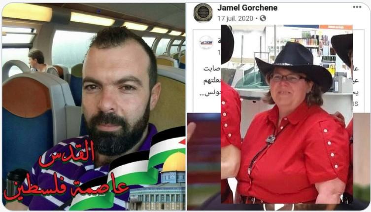 Attaque islamiste de Rambouillet: Stéphanie, policière égorgée dans son commissariat au cri de « Allah Akbar » par Jamel Gorchene, par un migrant Tunisien entré illégalement. Certains évoquent déjà des «troubles psychiatriques»…